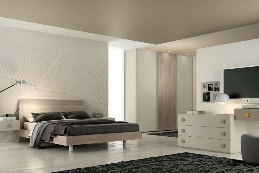 Arredamento per la zona notte: camere da letto e armadi - S ...