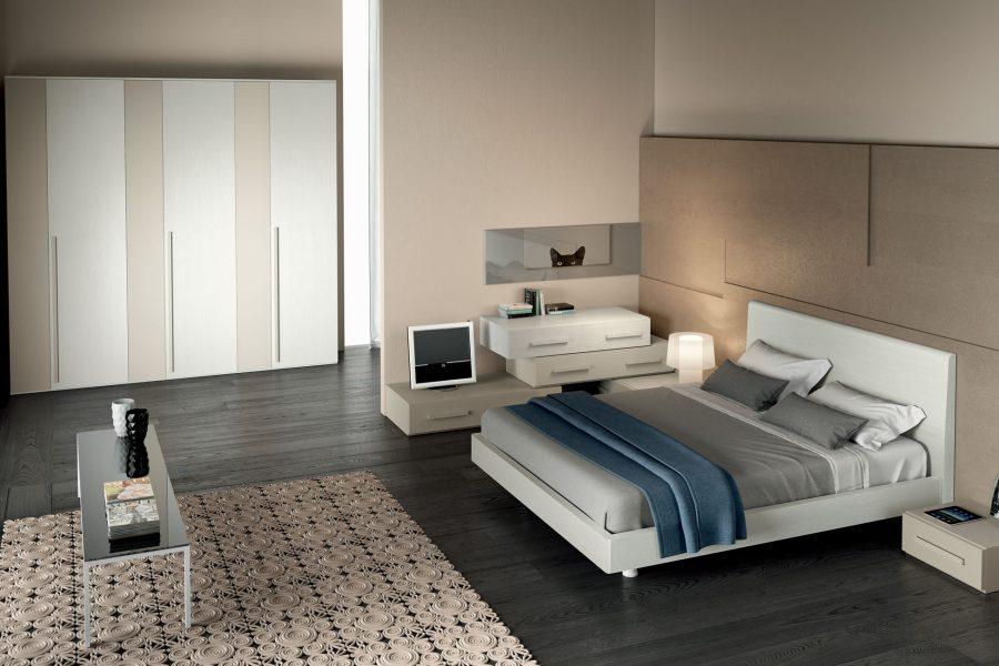 Arredamento per la zona notte camere da letto e armadi for La zona notte