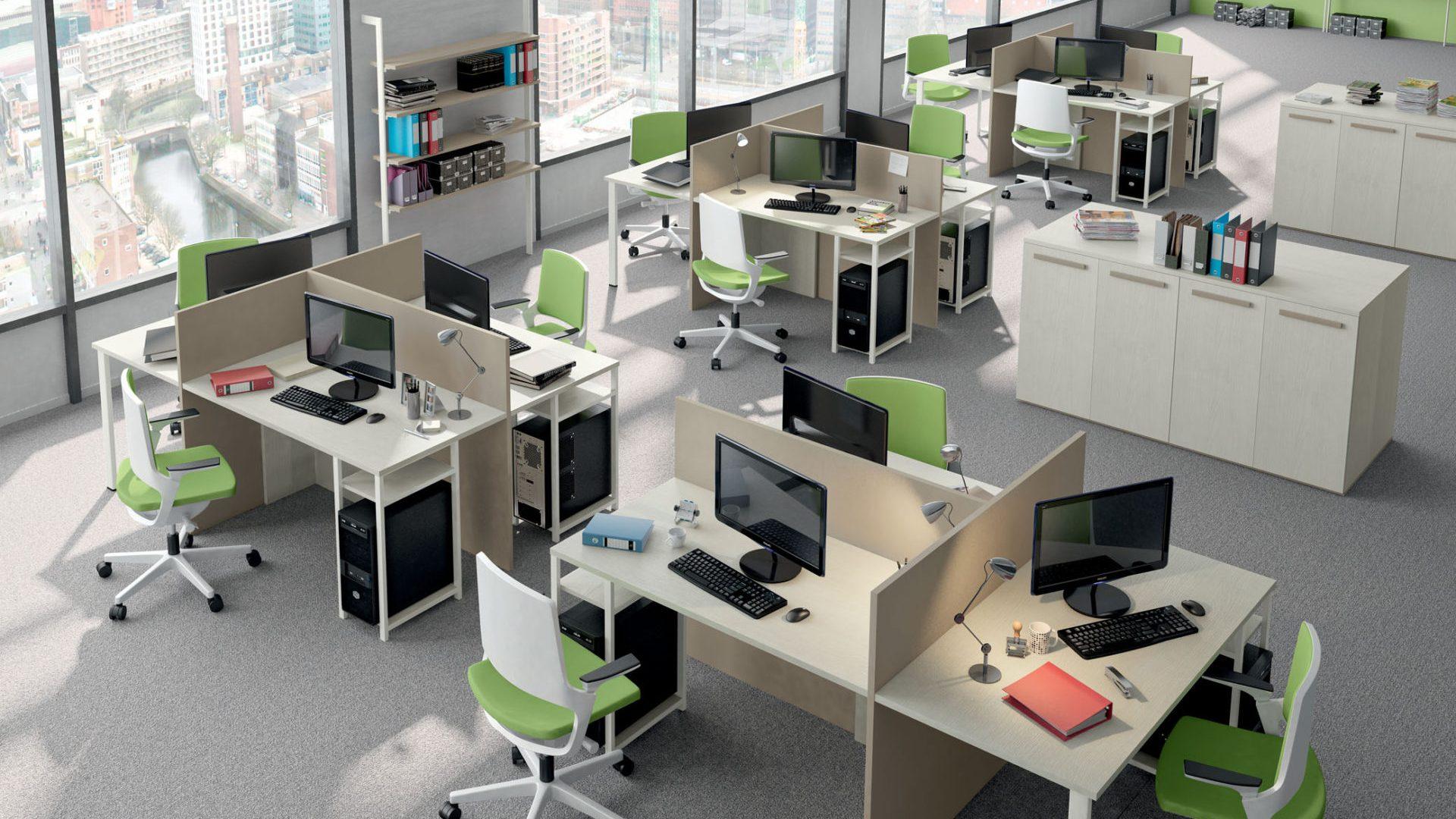 Composizione ufficio 54 Ufficio  S.Martino Mobili