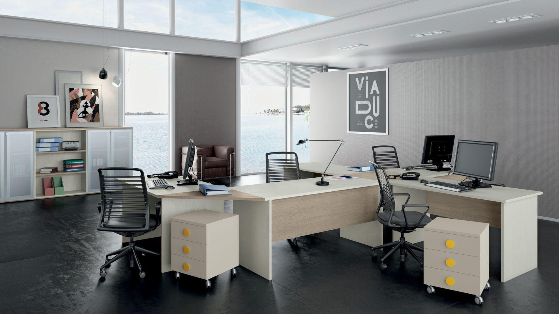Composizione ufficio 55 Ufficio  S.Martino Mobili