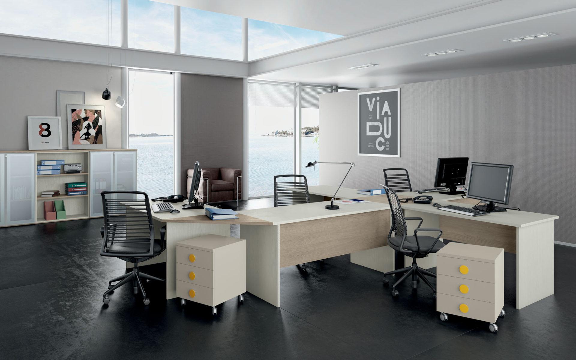 Composizione ufficio 55 - S.Martino Mobili