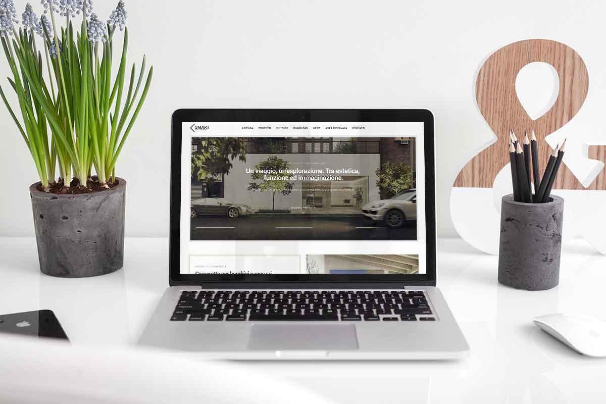 Nuovo sito online s martino mobili for Sito mobili online